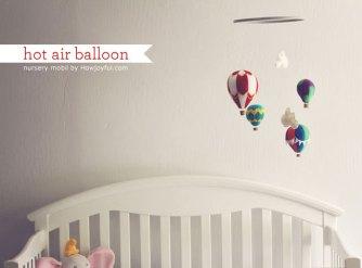 Keçe ile Uçan Balon Yapımı (1)