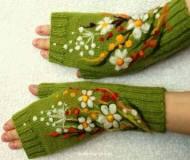 Bayan örgü eldiven modelleri 2016 (7)