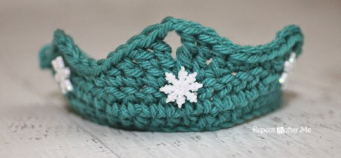 Elsa Örgü Bere Modeli Frozen Hat Crochet (14)