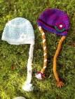 Elsa Örgü Bere Modeli Frozen Hat Crochet (28)