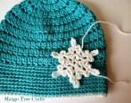 Elsa Örgü Bere Modeli Frozen Hat Crochet (44)