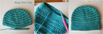 Elsa Örgü Bere Modeli Frozen Hat Crochet (45)