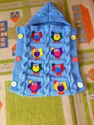 Bebek Battaniye Modelleri - 1