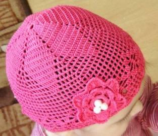 Bebek Şapka Modeli