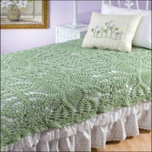 Renkli Yatak Örtüsü Örnekleri