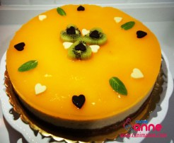 portakallı cheesecake, portakallı cheesecake tarifi