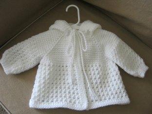 Tunus İşi Bebek Hırka Modelleri (11)