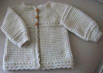 Tunus İşi Bebek Hırka Modelleri (13)