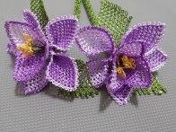 İğne Oyası Küpe Çiçeği Örnekleri (57)