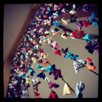 El İşi Balkon Kapısı Perde Modelleri