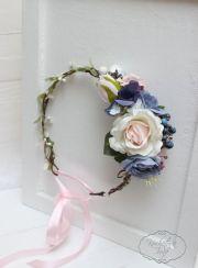 Gelin Tacı Çiçekli (10)