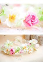 Gelin Tacı Çiçekli (38)
