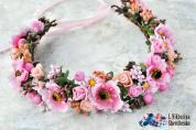 Gelin Tacı Çiçekli (39)