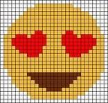 Smile (Gülen Yüz) Şekilleri Lif Modelleri ve Şablonları (9)