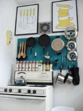 Mutfak için 10 Yaratıcı Depolama Fikri