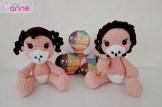 Amigurumi Emzikli Bebek Yapılışı