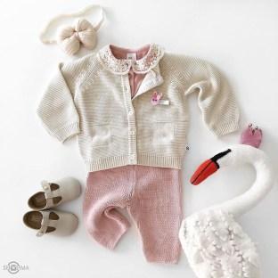 örgü bebek yelek, hırka, süveter modelleri