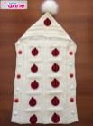 Portbebe tulum battaniye yapımı