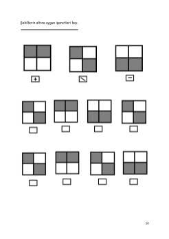 Okul öncesi ve ilkokul için dikkat ve hafıza çalışma örnekleri (25)