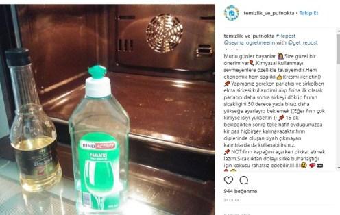 Mutfak Temizliği Fikirleri-6