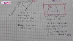 Kalpli davetiye lif modeli yapımı (4)