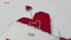 Kalpli davetiye lif modeli yapımı (8)