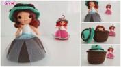 Amigurumi Cupcake Bebek Yapımı