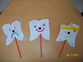 Diş Fırçalama Okul Öncesi Etkinlikleri-5