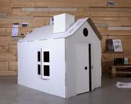 Kartondan Ev Yapımı-10