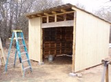 Palet İle Garaj Yapımı-5