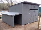 Palet İle Garaj Yapımı-9