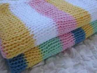 En Güzel Bebek Battaniyesi Modelleri-12