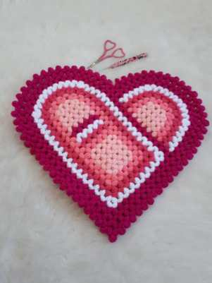 Kalp kuşağı lif örneği