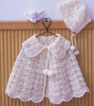 Kız Bebek Örgü Modelleri-14
