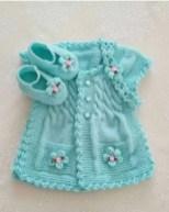 Kız Bebek Örgü Modelleri-24