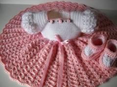 Kız Bebek Örgü Modelleri-7