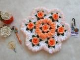 Portakal çiçeği lif yapımı