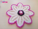Yıldız Çiçeği Lif Yapımı