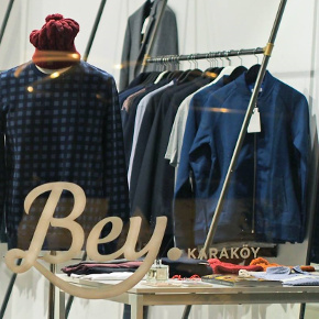 Photo of Bey store window