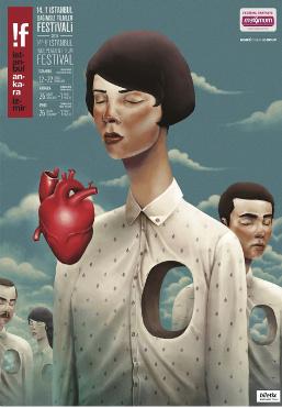 !f istanbul Bağımsız Filmler Festivali poster
