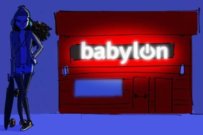 cizenbayan Babylon'da