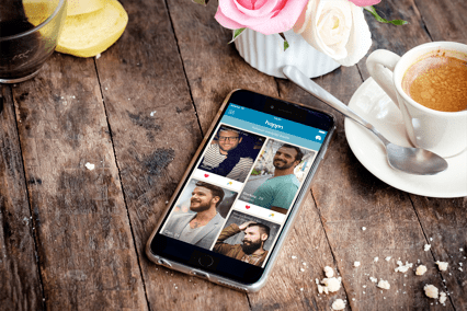 happn istanbul: You don't have to decide on the spot whether you like someone.