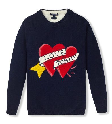 Tommy Hilfiger iconic sweater