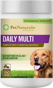 dog multi vitamins