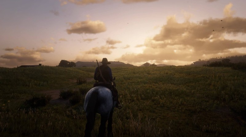 You Can't Go Home – Revisiting the Life I Left Behind in RDR2