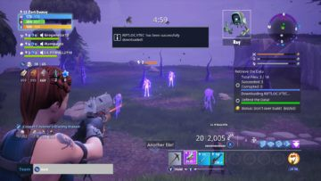 Save the World mode in Fortnite.