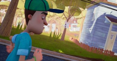 Deaf Game Review – Hello Neighbor