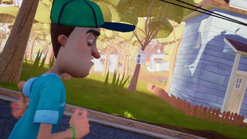 Deaf Game Review – Hello Neighbor