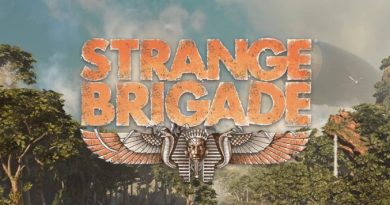 Deaf Game Review – Strange Brigade