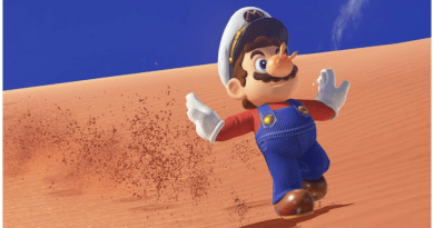 Deaf Game Review – Super Mario Odyssey